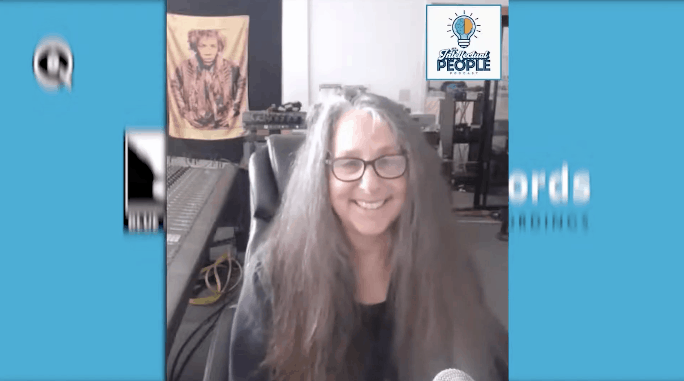 Cookie Marenco on The Intellectual People Podcast