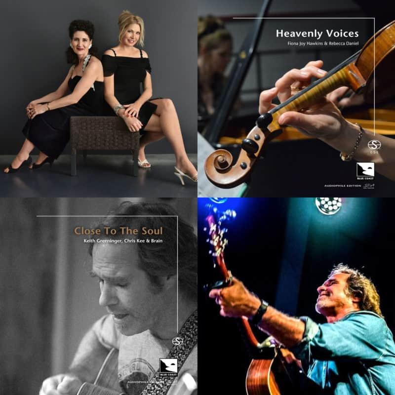 New Releases from Fiona Joy Hawkins, Rebecca Daniel, Keith Greeninger, Chris Kee, and Brain